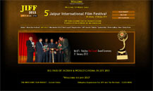 Jaipur International Film Festival-JIFF 2013 (India)